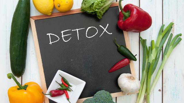 Dieta-detox tra natale e Capodanno